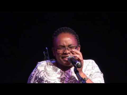 Muofhe sings Ndzhieni live