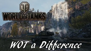 World of Tanks - WOT a Difference