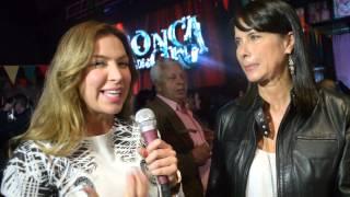 Angelica Andrade entrevista a LAURA GARCIA en LA RONCA DE ORO para masbono.com