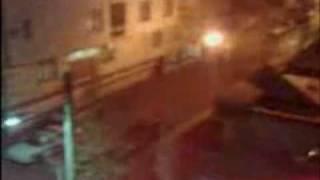 تجاوز نیروی انتظامی به یک منزل در چهارشنبه سوری