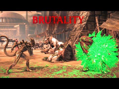 Mortal Kombat XL All Stage Brutalities