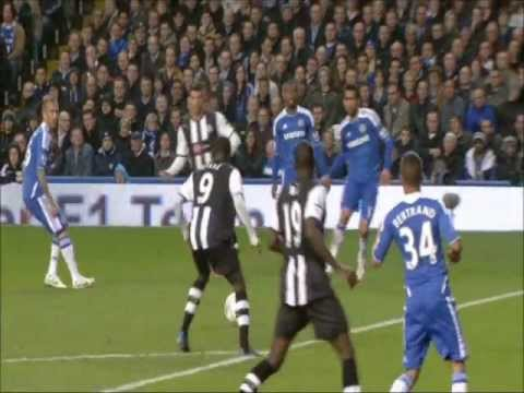 Papiss Cisse Goals Newcastle 2012