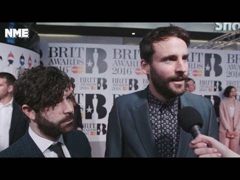 Brit Awards 2016: Foals On Bring Me The Horizon Invading Coldplay's Table At The NME Awards