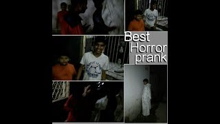 FIRST HORROR PRANK ||HORROR FUNDAS ||LATEST HORROR PRANK