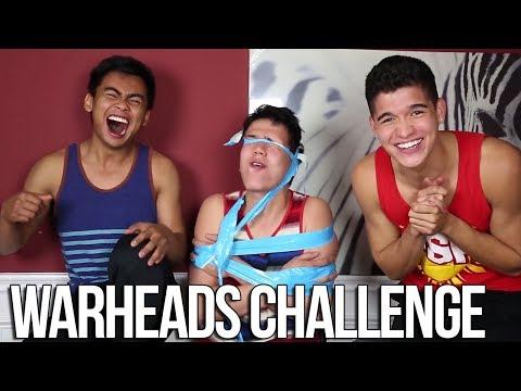 WARHEAD CHALLENGE! ft. LazyRon