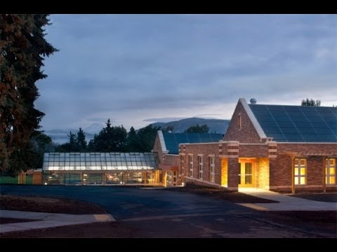Cultivating Young Minds: A Net-Zero School for Tomorrow's Leaders - 11/12/2013