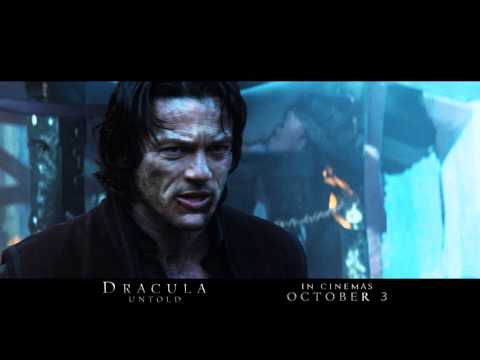 Dracula Untold - Hero TV Spot (Universal Pictures) HD