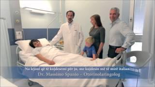 Spitali Salus Tirana - video spot nr.3