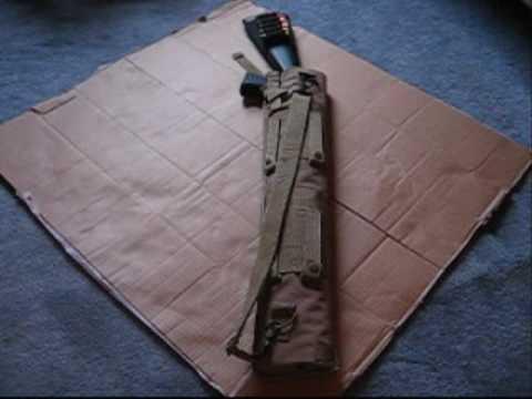 Defender Shotgun Scabbard Condor Shotgun Scabbard Here's