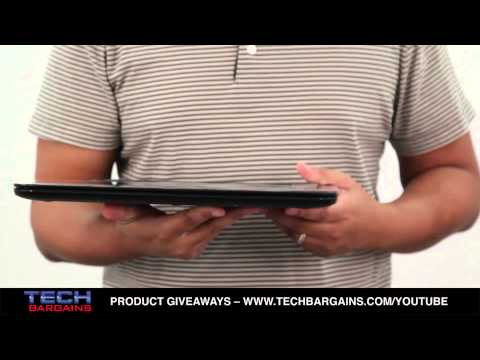 HP Pavilion Sleekbook 15z Unboxing (HD)