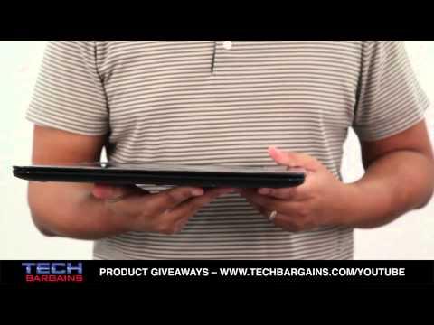 HP Pavilion Sleekbook 15z Unboxing (HD)