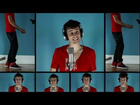 All Night Long - Demi Lovato - Mike Tompkins - A Capella - Official - Feat. Timbaland - Unbroken Music Videos