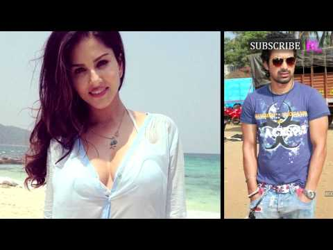 Check it out Sunny Leone shoots for Splitsvilla 8 on a beach