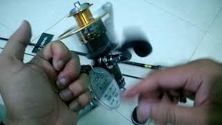 Máy câu cá yolo Fra 3000  | Fishings