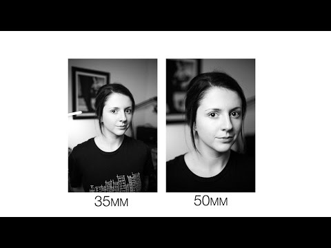 35mm or 50mm - Which Should You Use?