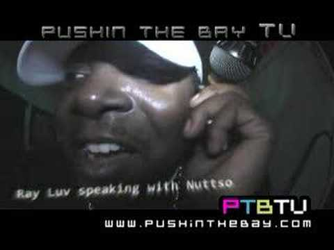 NUTT-SO & RAY LUV - Phone Convo on Hussein FATAL Bad Azz 2PAC - PTBTV