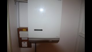Repairing a Potterton Profile Gas Boiler with intermittent clicking gas valve problems