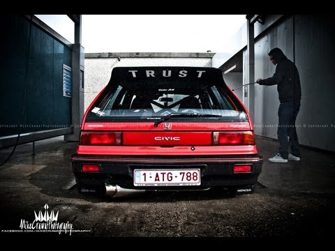 MikeCrawatPhotography: Loud & Low - Honda Civic Movie