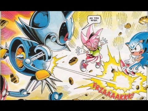 Sonic The Comic issue #27