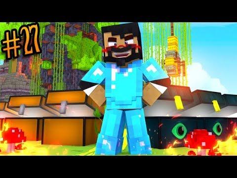 Minecraft: WARZONE RAIDERS - Skybounds Ep. 27
