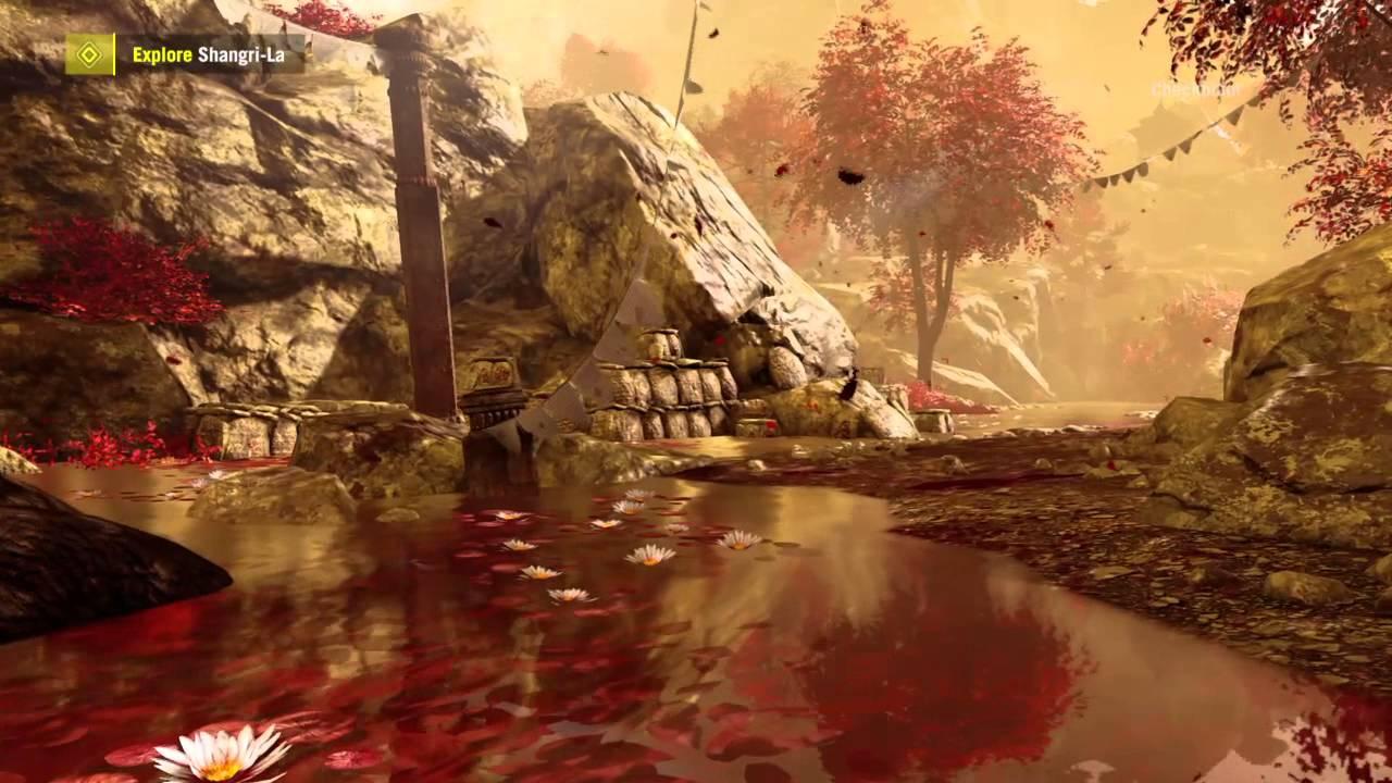Far cry 174 4 shangri la youtube