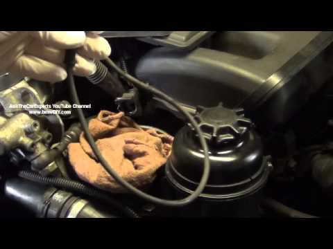 BMW P0344 P0340 Intake Camshaft Position Sensor Fault  DIY Full Removal and Inst