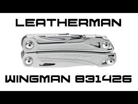 Leatherman Wingman Review   KnifeHog