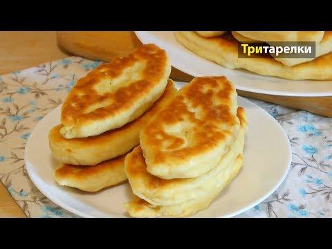 👍 Пирожки на кефире жареные на сковороде
