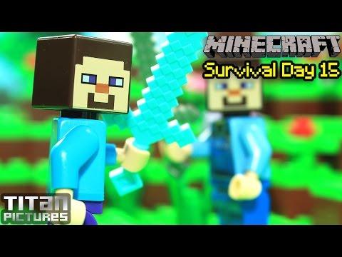 Lego Minecraft Survival 15