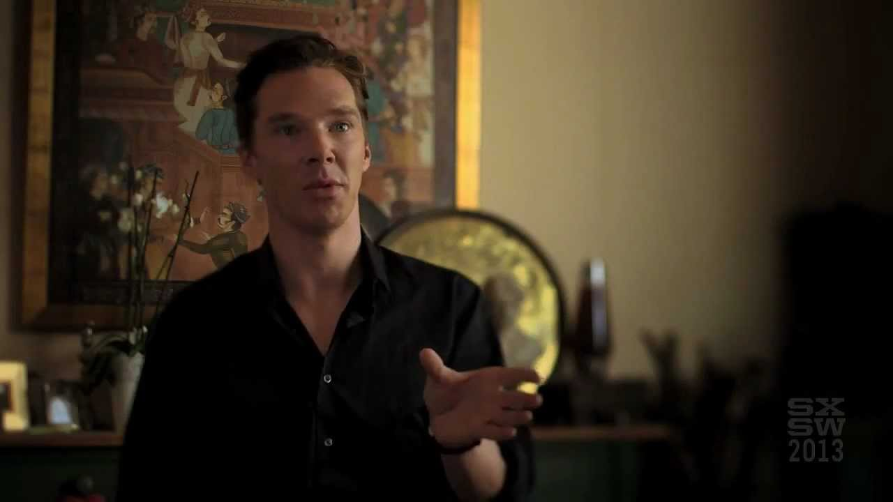 Benedict Cumberbatch - Clip from Trailer for Stephen Hawking's ...