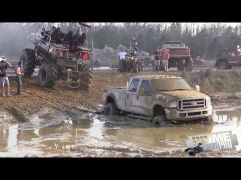 Mud Bash - Redneck Yacht Club 2015