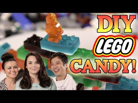 How to make LEGO CANDY with Nerdy Nummies! Feast of Fiction S3 E8