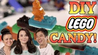 How to make LEGO CANDY with Nerdy Nummies! Feast of Fiction S3 Ep8