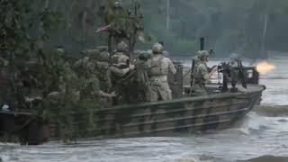 Lượng lượng hải quân đặc nhiệm đường sông Mỹ