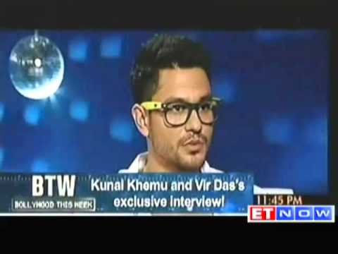 Bollywood Updates:  Kunal Khemu, Vir Das Talk About 