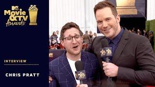 Chris Pratt on 'Jurassic World' & Upcoming Projects | 2018 MTV Movie & TV Awards