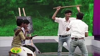 Take It Easy Comedy Show - Seg 09 Ayudha Pooja Special 2017