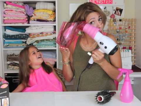 Say Whaa?? A review of the AIR CURLER!