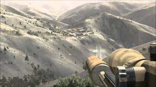 1000 Meter Sniper Shot part 1 UnitedOperations.net Arma 2 ACRE/ACE