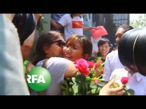 Myanmar Students Released From Prison in Dramatic Court Decision