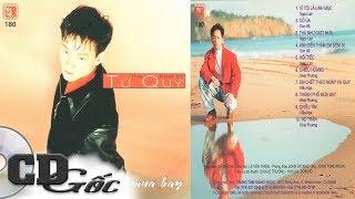 [CD Nhạc Xưa] The Best Of Tứ Quý (Ngọc Lan, Don Hồ, Kiều Nga, Evis Phương) - Thành Phố Mưa Bay