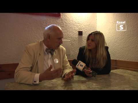 Rozmowa tygodnia Janusz Korwin Mikke tv Kanał S Lubartów 2013
