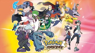 Pokemon Masters - Anime Trailer And Gameplay Introduction