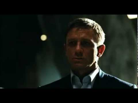 James Bond 'Quantum of Solace' Official Teaser Trailer