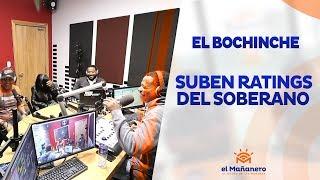 El Bochinche - Suben Ratings del Soberano, Boli le responde a Fausto Mata