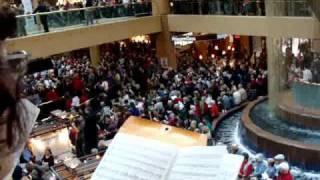 Handels Messiah - Flash Mob - Scottsdale, AZ  12-22-10