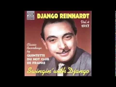 Portrait of Django Reinhardt - R2