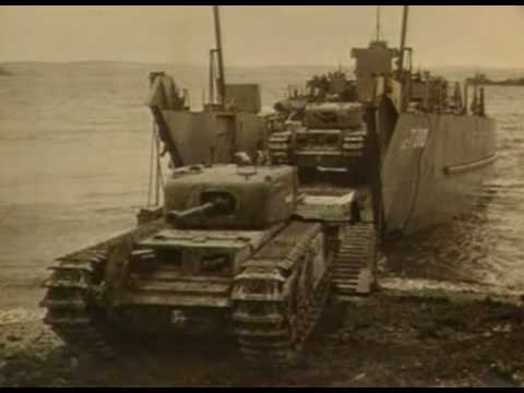(1/5) TANKS! The Battle of Normandy