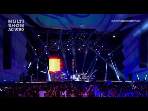Kesha Live Festival de Verão de Salvador 2015 Parte 2