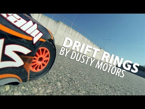 Introducing Drift Rings for Traxxas Slash and Rally 1/10 Stock Tires